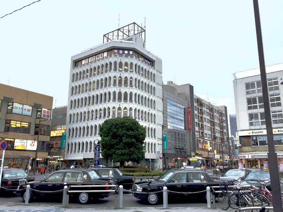 豊田駅です。